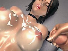 3d Hentai Nurses Share Their Patient?s Big Cock